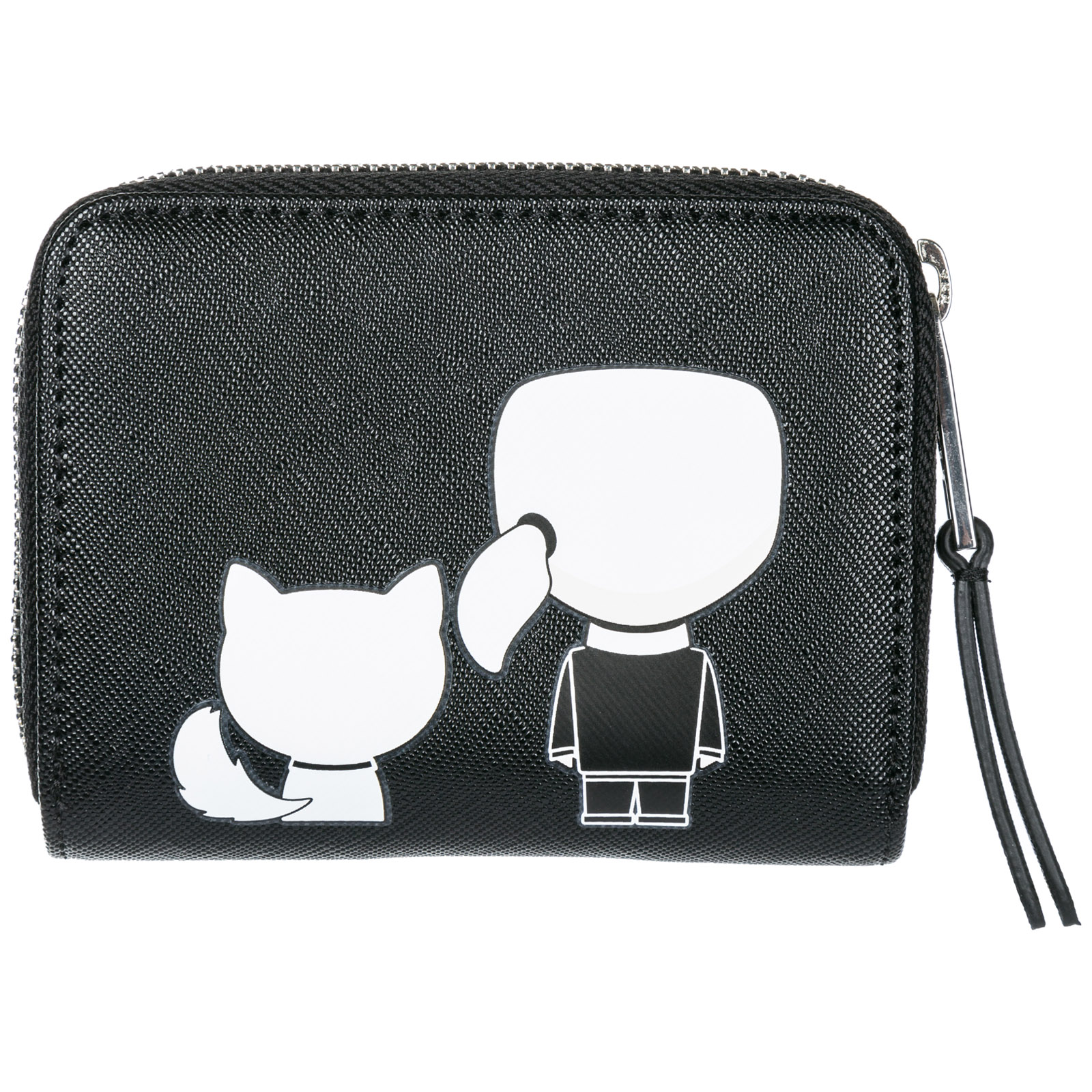 Women's wallet credit card trifold  k/ikonik