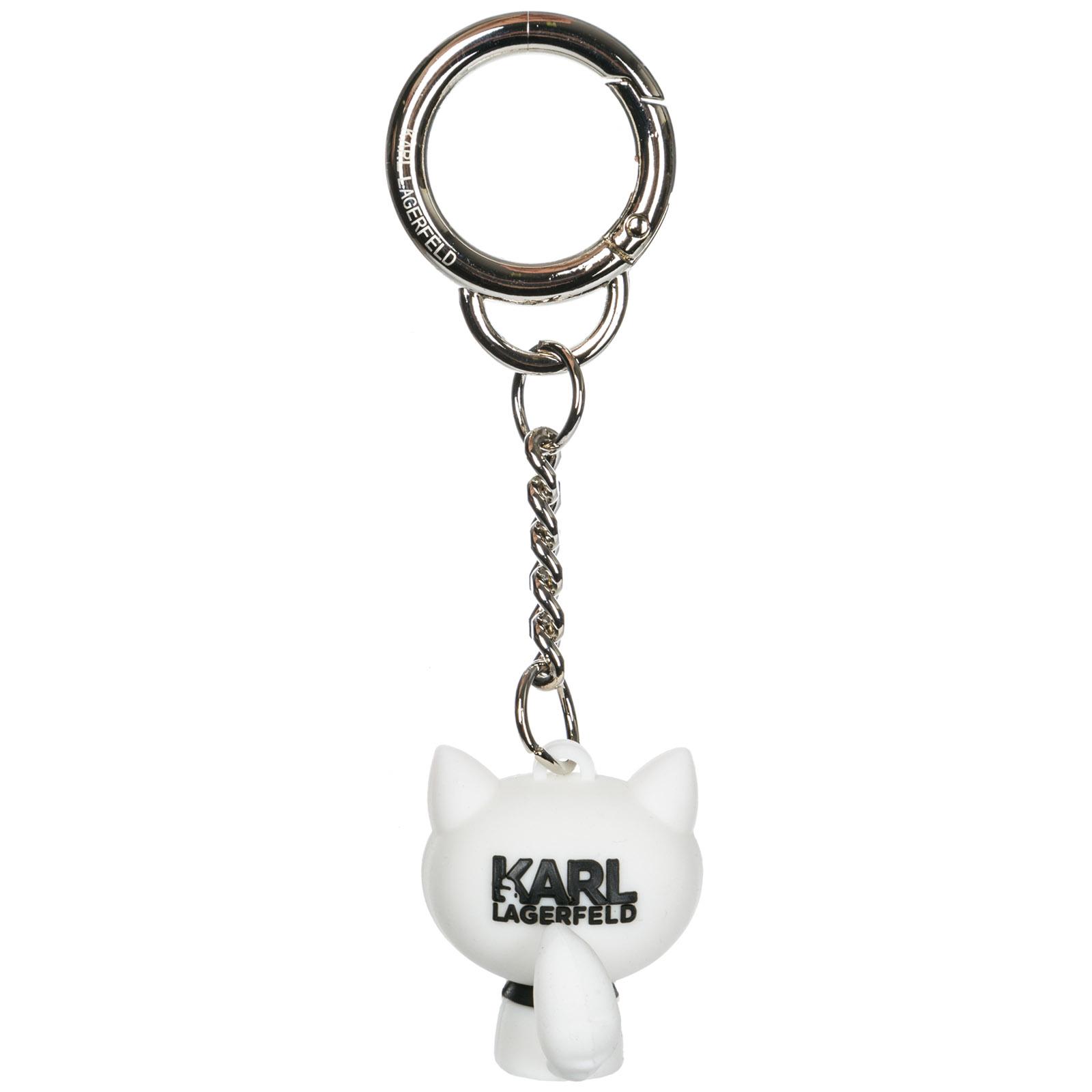 Women's keychain keyring  k/ikonik choupette 3d