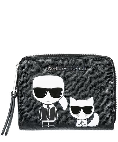 Бумажник Karl Lagerfeld K/Ikonik 86KW3233 nero
