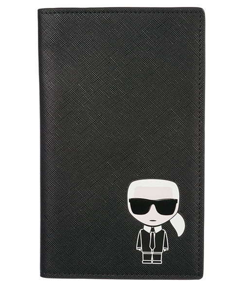 Document holder Karl Lagerfeld K/Ikonik 86KW3241 nero