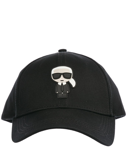Adjustable hat baseball cap k/ikonik secondary image