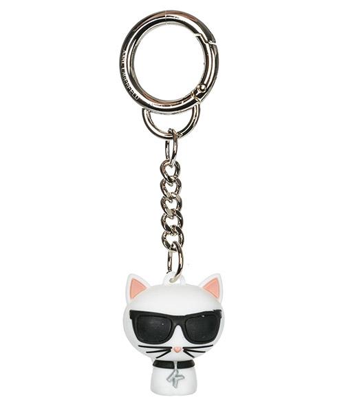 Брелок для ключей Karl Lagerfeld K/Ikonik 86KW3821 bianco