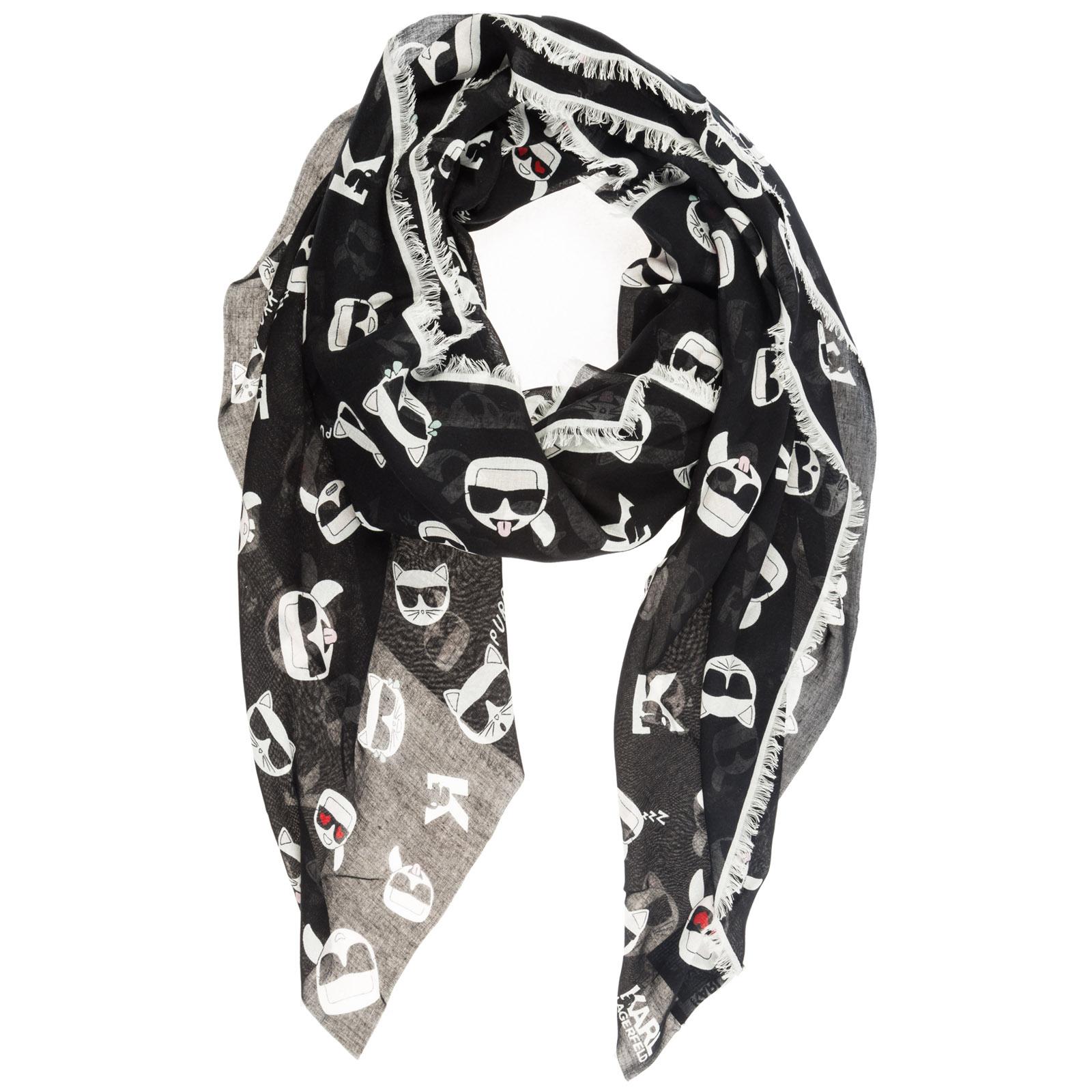 Women's foulard scarf k/ikonik