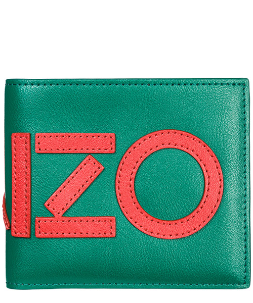 Portefeuille Kenzo F855PM503L4655 verde