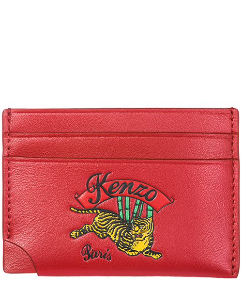 Credit card holder Kenzo F865PM700L42.21 rosso