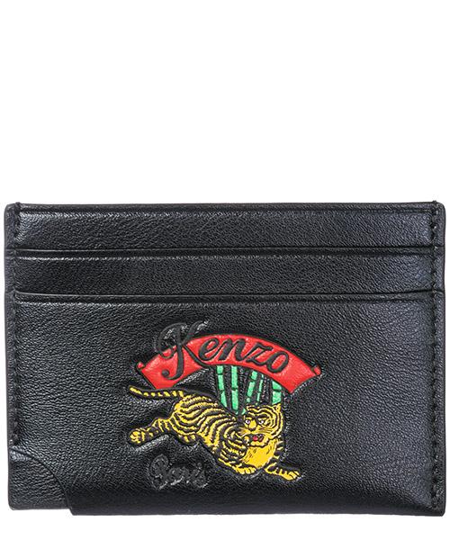 Porta carte di credito Kenzo F865PM700L42.99 nero