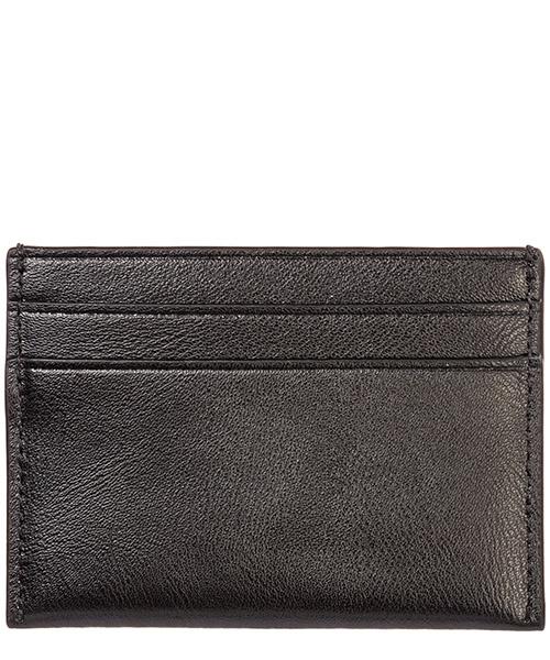 бумажник кошелек для кредитных карт кожаный женский secondary image