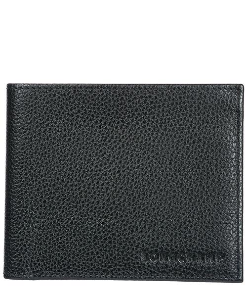 Portafoglio Longchamp 3508021 nero