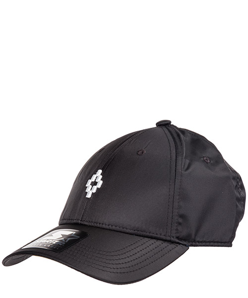Baseball cap Marcelo Burlon Cross CMLB008E190171081088 nero