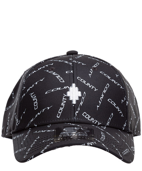 Kappe verstellbar herren baseball cap basecap hut  all over county secondary image