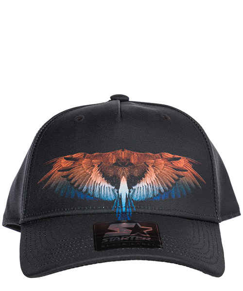 Adjustable men's hat baseball cap  starter wings secondary image