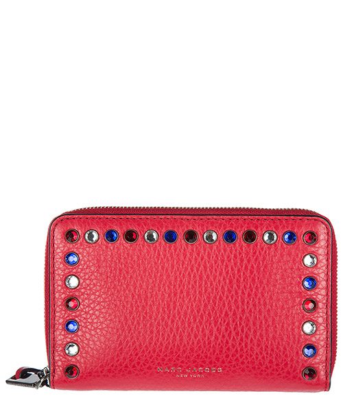 Portefeuille Marc Jacobs M0008267 brilliant red