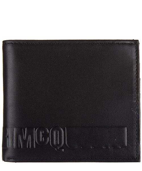 Wallet MCQ Alexander McQueen 401476 R2B78 1000 darkest black