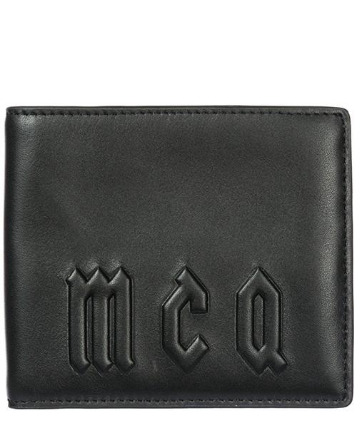 Portafoglio MCQ Alexander McQueen 401476R4B691000 nero