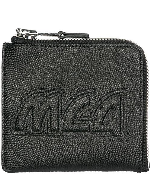 Wallet MCQ Alexander McQueen 401477R4B901000 black