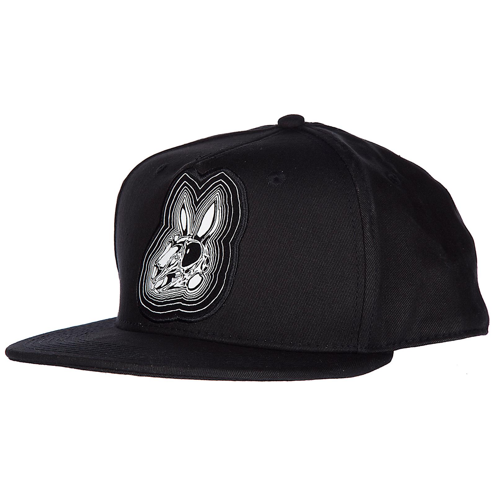 Cappello berretto regolabile uomo in cotone bunny