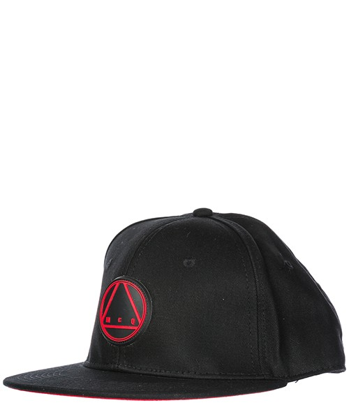 Baseball cap MCQ Alexander McQueen 415722RGC171139 nero