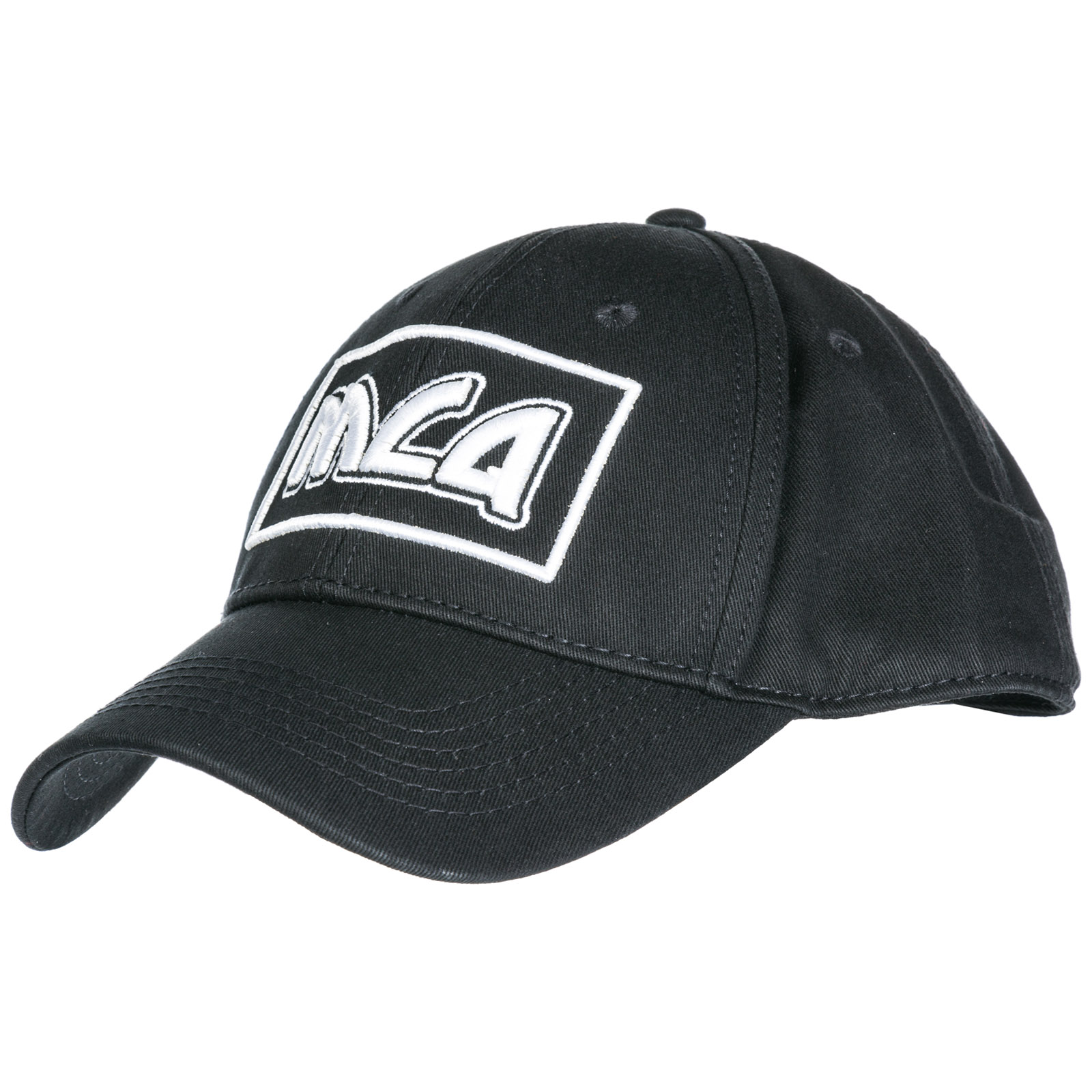 MCQ Alexander McQueen Adjustable men s cotton hat baseball cap metal logo 26bf14487c48