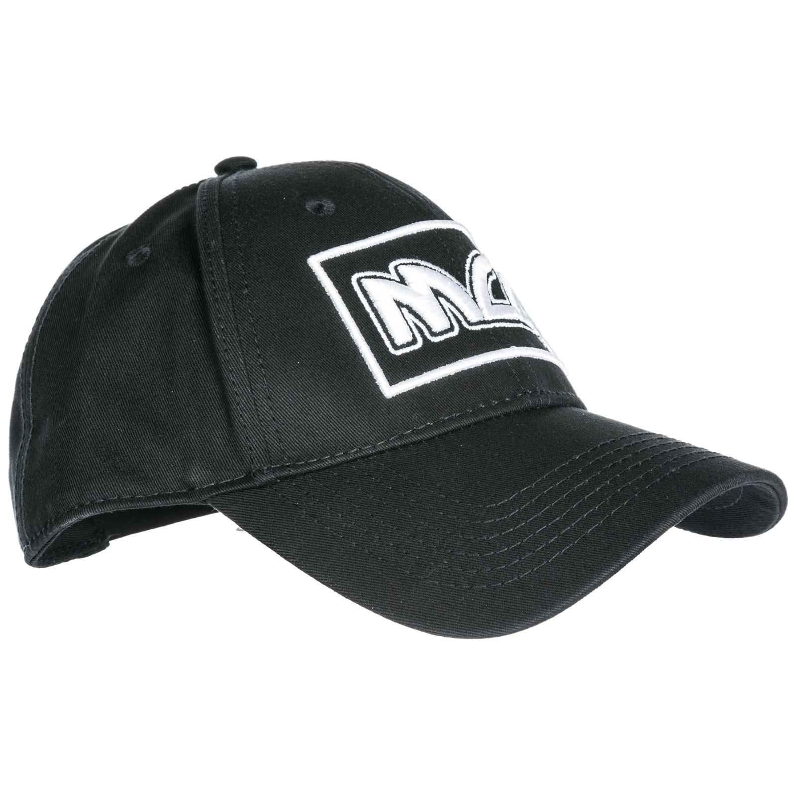 a994af83aaf72 Baseball cap MCQ Alexander McQueen Metal logo 501183RGC301006 black ...