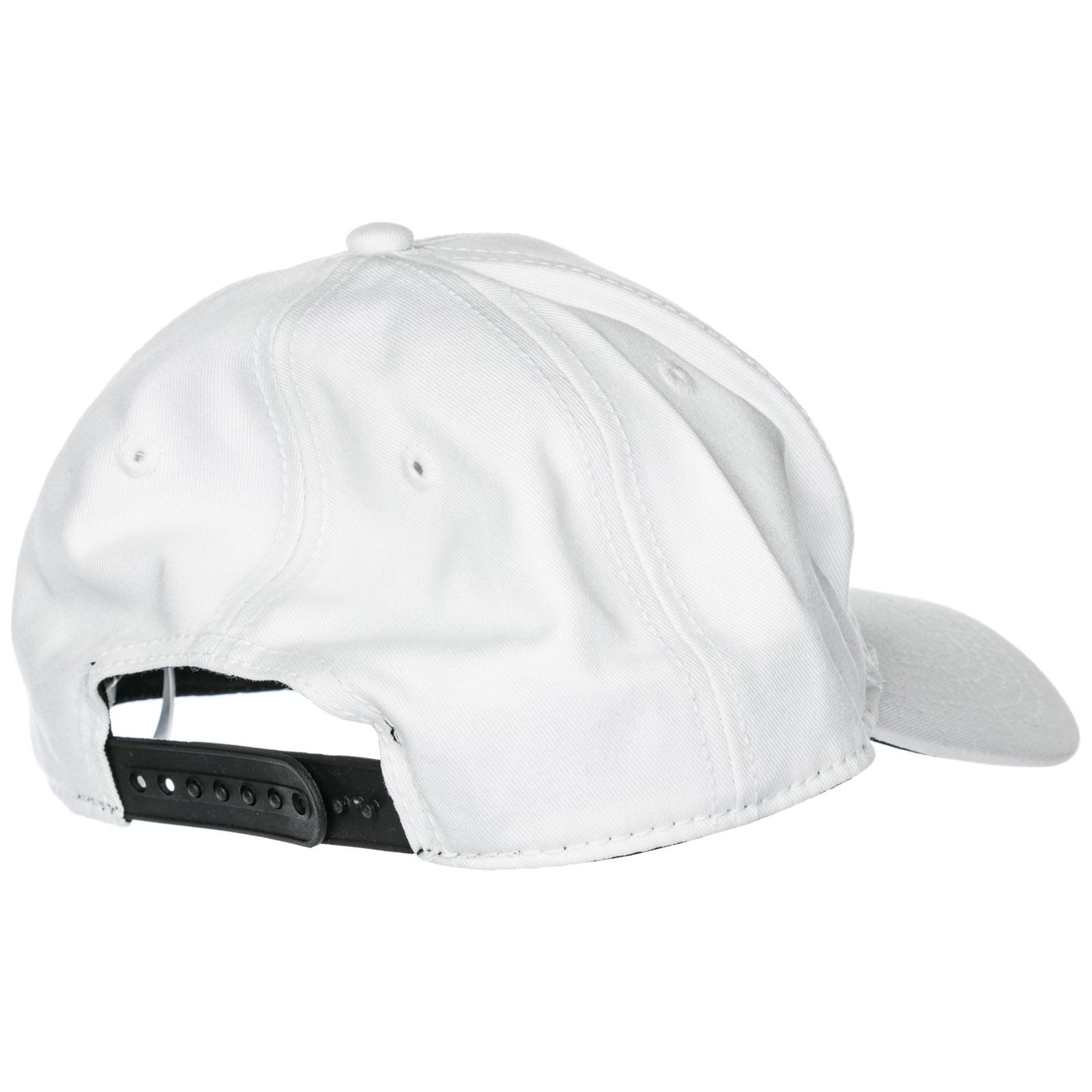 77e07fdf4a028 Baseball cap MCQ Alexander McQueen Metal logo 501183RGC309061 white ...