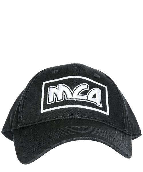Cappello berretto regolabile uomo in cotone  metal logo secondary image