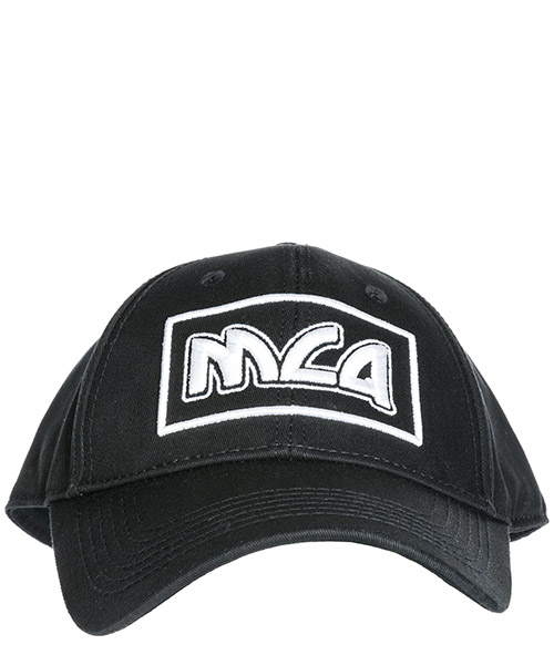 Adjustable men's cotton hat baseball cap  metal logo secondary image