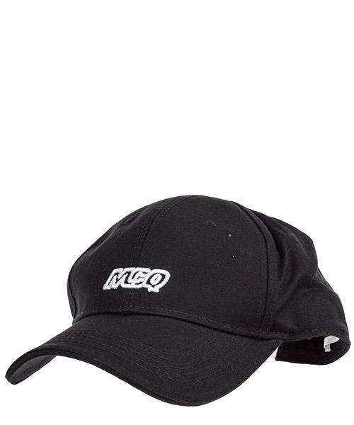 Cappello baseball MCQ Alexander McQueen 501183RGC351000 nero