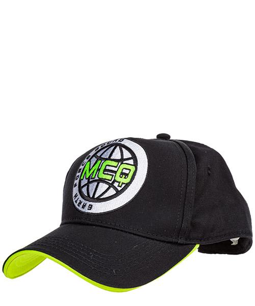 Cappello baseball MCQ Alexander McQueen 501183RGC401000 nero