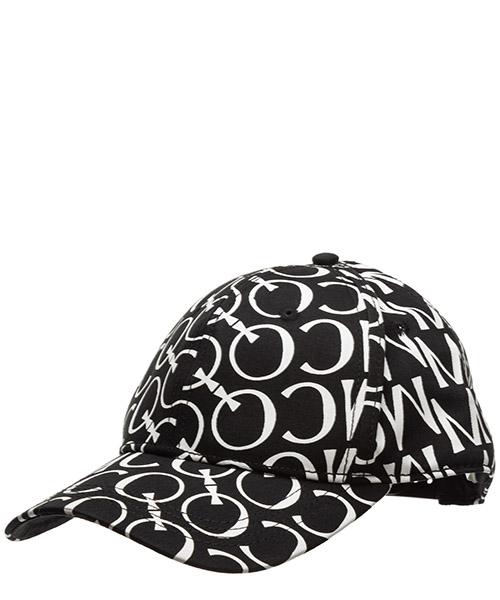 Gorras MCQ Alexander McQueen logo 501183rgc441006 black