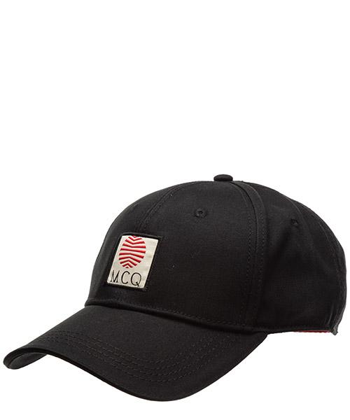 Gorras MCQ Alexander McQueen 501183rgc461000 black