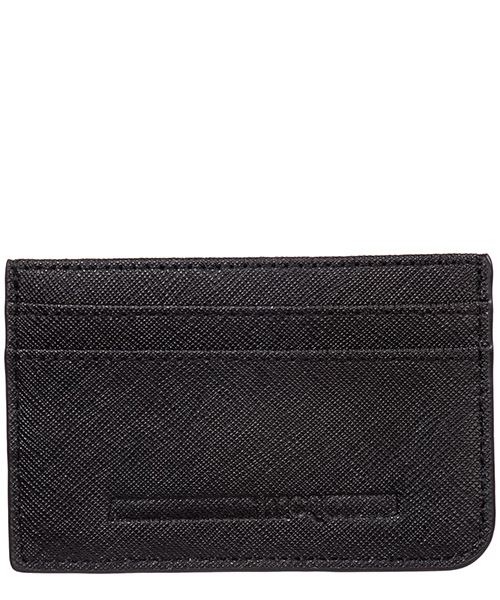 Credit card holder MCQ Alexander McQueen 519660R4C041000 nero