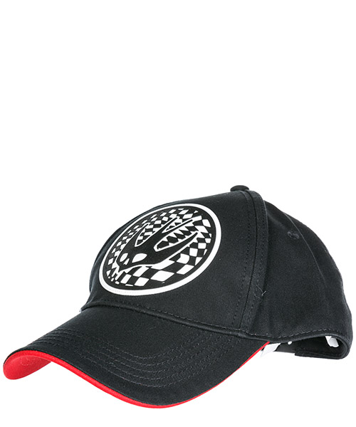 Baseball cap MCQ Alexander McQueen Swallow 543719RGC261000 black