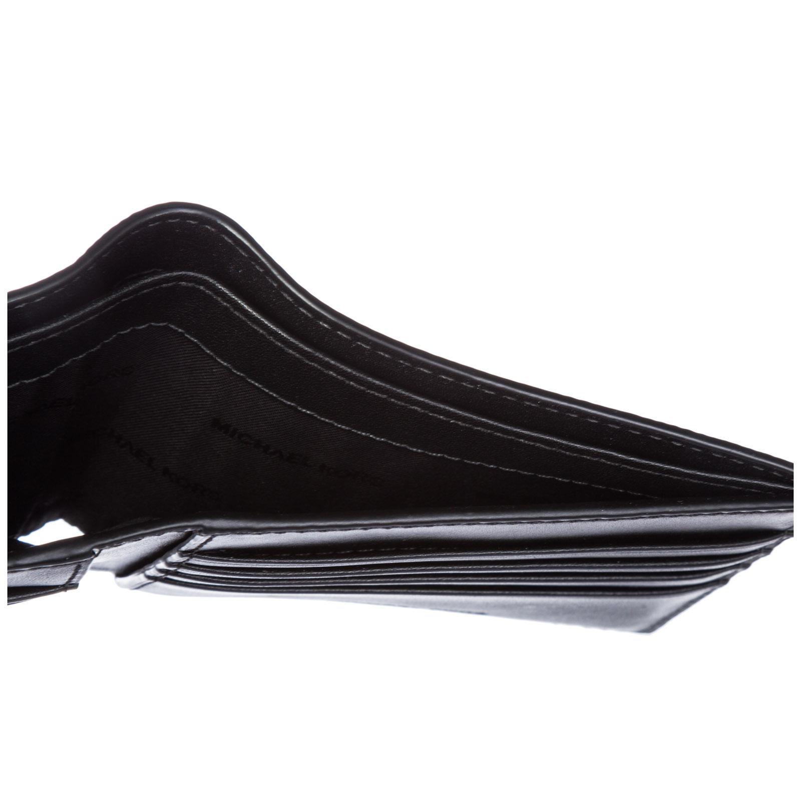 Men's genuine leather wallet credit card bifold bifold  harrison