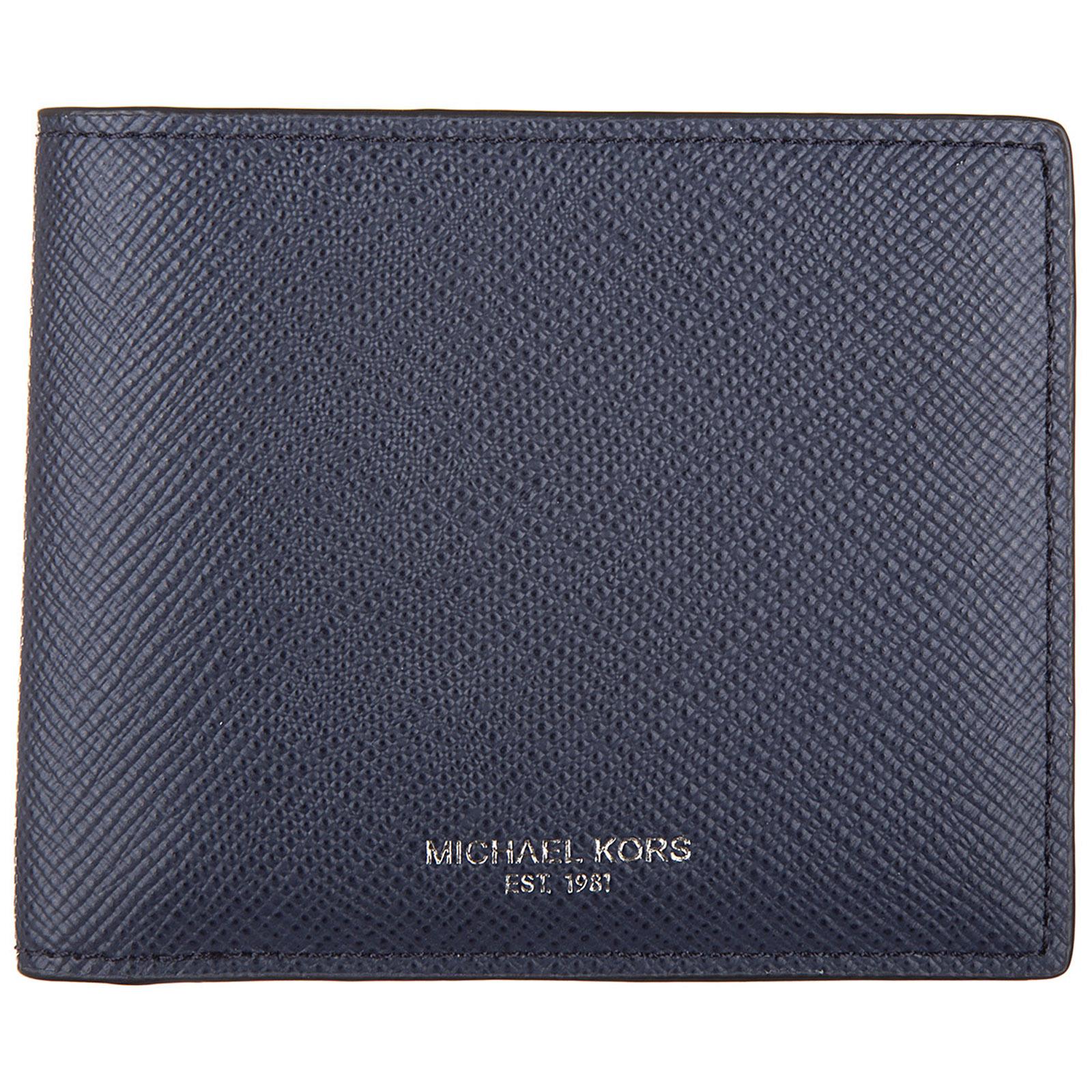 11b7ab4350a195 Men's wallet genuine leather coin case holder purse card bifold harrison ...