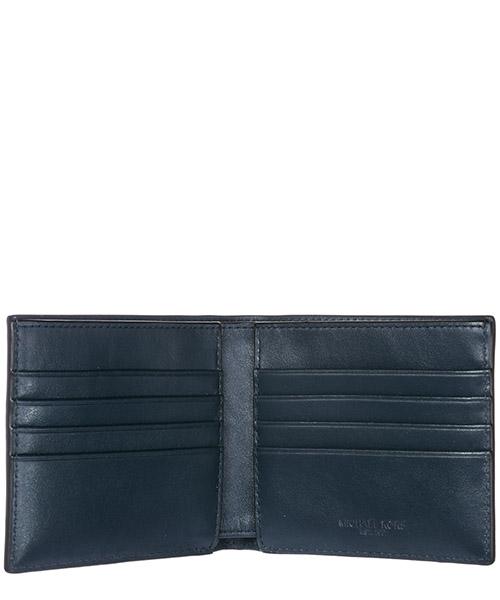 бумажник двойного сложения кожаный мужской  harrison secondary image