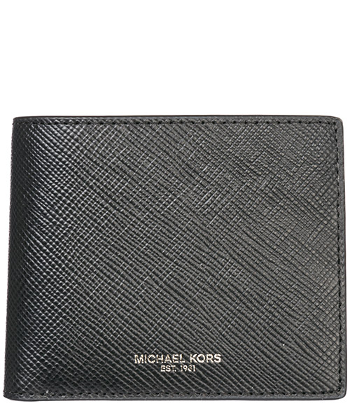 Monedero  Michael Kors Harrison 39F5LHRF3L 001 black