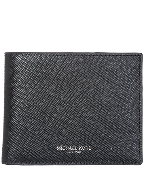 Billetera Michael Kors Harrison 39F5LHRF4L 001 black