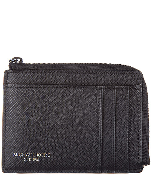 e00461360e78 Credit card holder Michael Kors 39F5LHRZ7L black ...