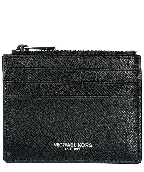 Porta carte di credito Michael Kors 39F6LHRD6L 001 black