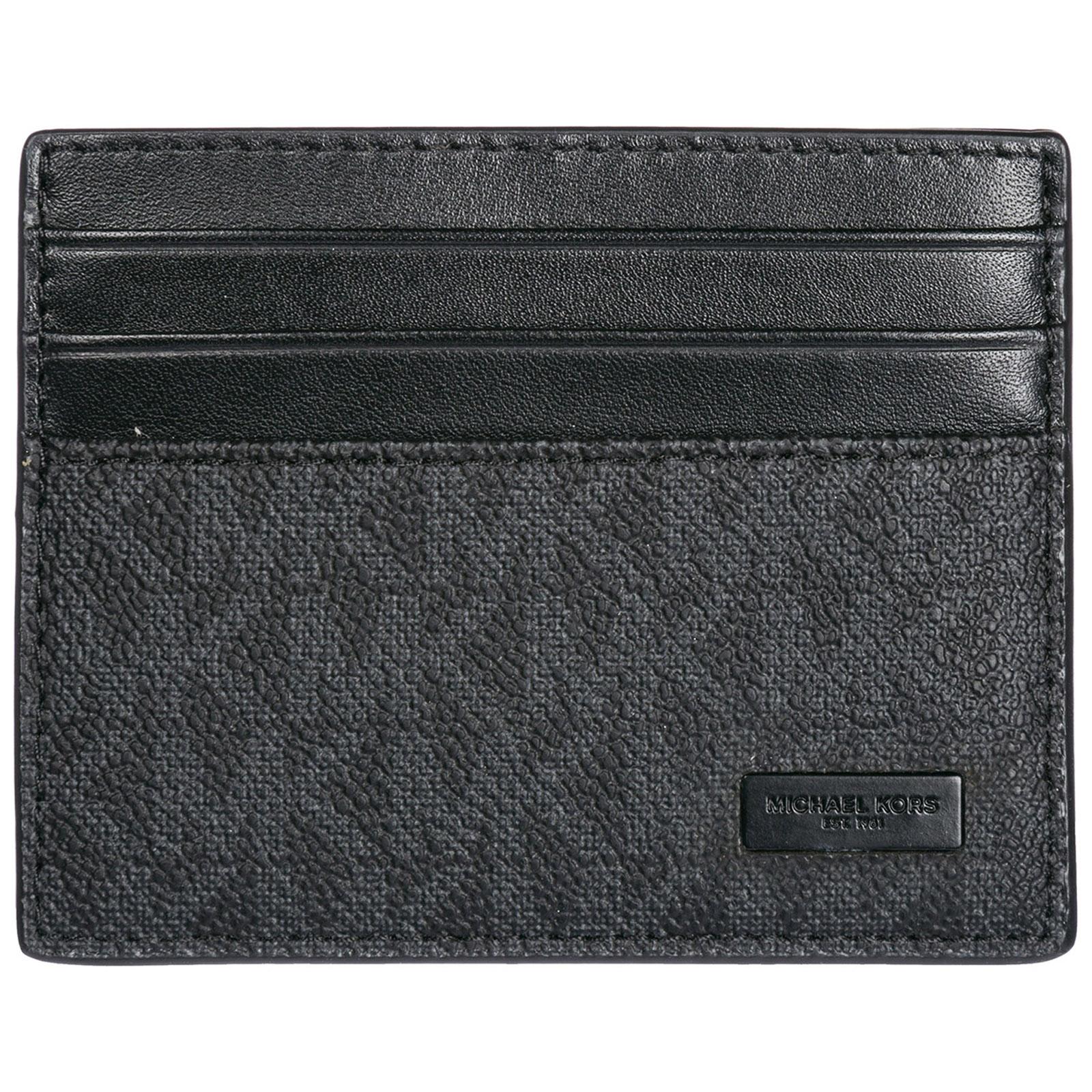Porta carte di credito portafoglio uomo tall