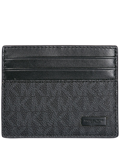 Credit card holder Michael Kors 39F7TMND2B001 nero