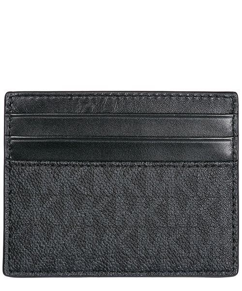 Men's credit card case holder wallet tall secondary image