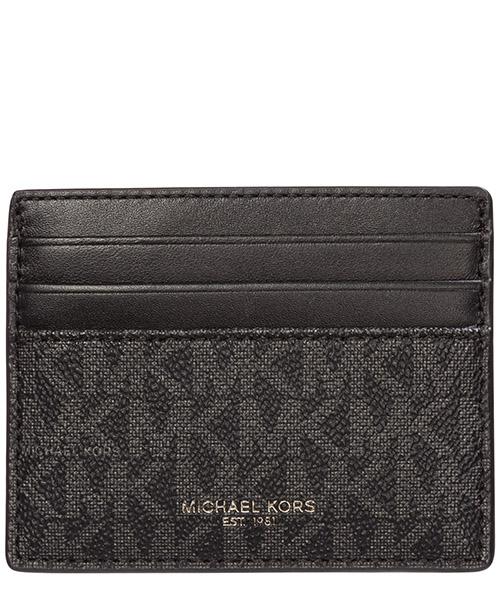 Credit card holder Michael Kors greyson 39f9lgyd2b001 black