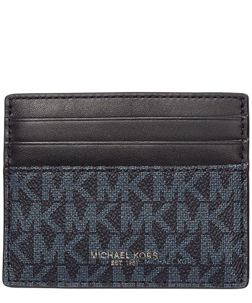Credit card holder Michael Kors greyson 39f9lgyd2b502 admiral / blue