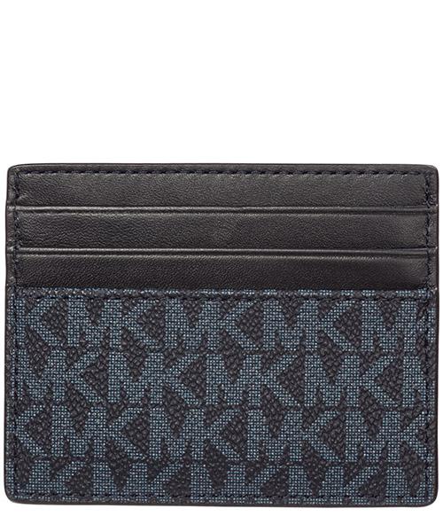 Portefeuille credit carte card crédit homme en cuir greyson secondary image