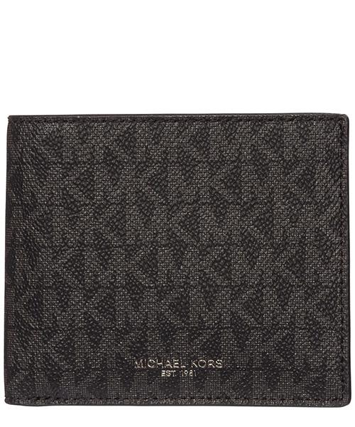 Wallet Michael Kors greyson 39f9lgyf5p001 black