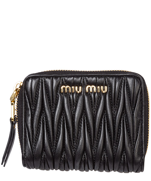 Wallet Miu Miu 5ml036_n88_f0002 nero