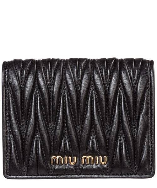 Wallet Miu Miu 5mv204_n88_f0002 nero