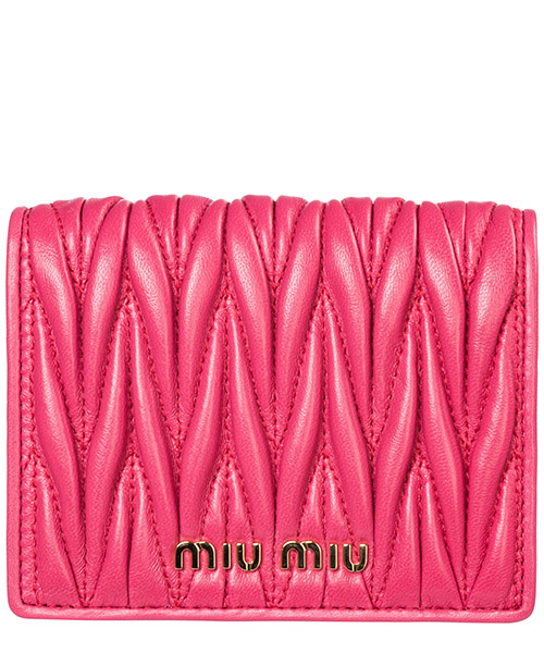 Wallet Miu Miu 5mv204_n88_f01bk magenta
