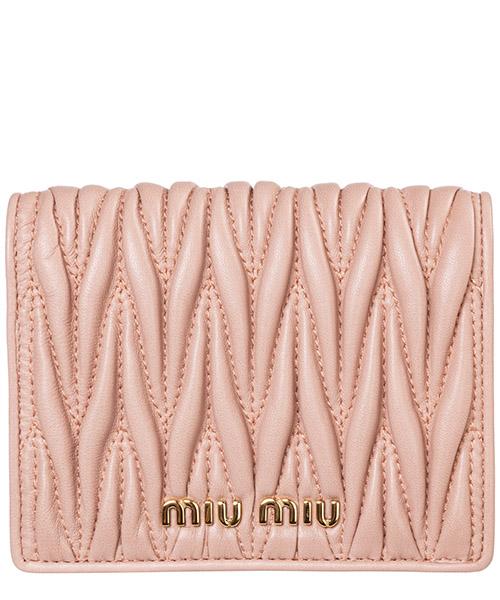 Wallet Miu Miu 5mv204_n88_f0615 orchidea